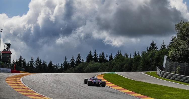 Formula 1 Belgian GP