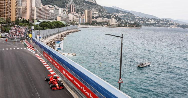 Formula 1 Monacon GP