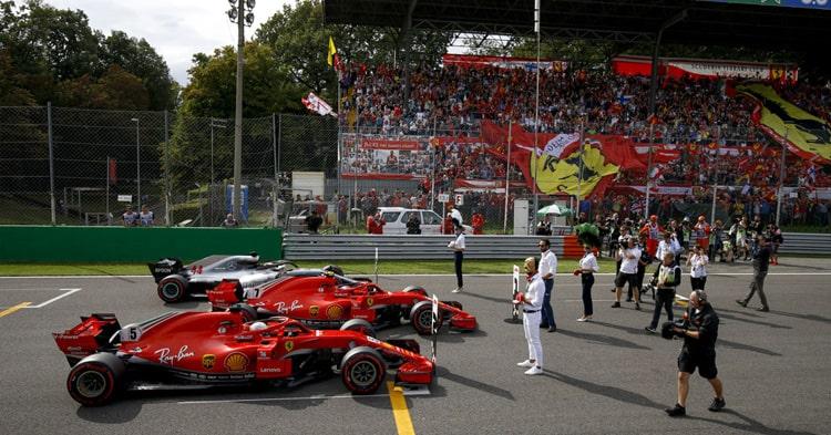 F1 kuljettajat