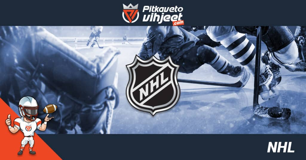 Vedonlyöntivihjeet NHL