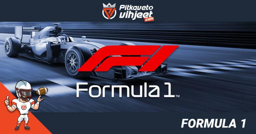 Veikkausvihjeet F1