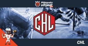 CHL: Tappara - HC Lugano